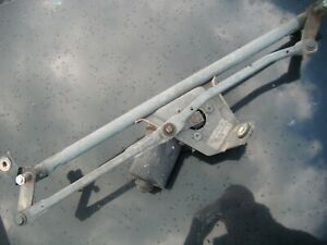 VW POLO 6N2 1999-2001 FRONT WIPER MOTOR and LINKAGE