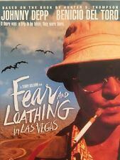Fear And Loathing In Las Vegas - Benicio Del Toro, Johnny Depp DVD Set Region 4