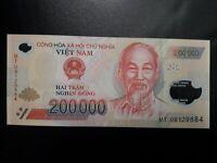 (B050) VIETNAM: 200000 DONG - UNC - P.123