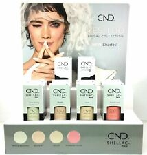 CND SHELLAC Gel Polish 0.25 oz Bridal Collection 2019 YES, I DO