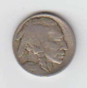 A1039 : 1915 Buffalo Nickel, G-G +