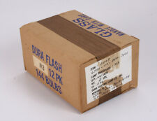 CASE OF 144 M3 FLASHBULBS/216080