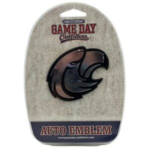 Southern Miss USM Car Truck Auto Emblem Logo Decal Silver Game Day Outfitters
