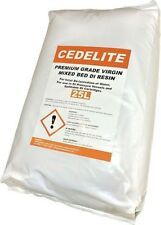 25L bag Virgin CEDELITE Highest Grade Mixed-bed DI Resin for Window Cleaning etc