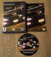 Corvette (Sony PlayStation 2) UK European Version PAL