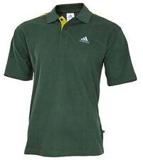 Unifarbene adidas Kurzarm Herren-Freizeithemden & -Shirts