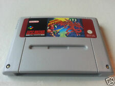 Super Metroid - Super Nintendo SNES PAL AUS/EUR Free Shipping NEAR MINT)