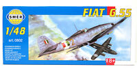 SMER FIAT G.55, Jagdflugzeug WW2, Italien, Bausatz 1:48,0802