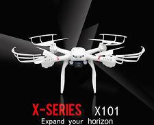 FPV Wifi 3D Pro Drohne/Quadcopter + 3x Akku Livebild HD Kamera C4010-Coming Home