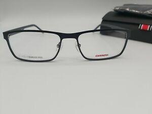 CARRERA CA 8815 eyeglasses glasses frame  - black / gunmetal  NEW + case