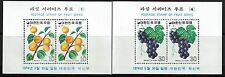Korea SC# 893a and 896a, Mint Never Hinged, ink dot on both -  Lot 031917