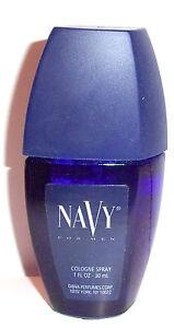 Navy for Men Cologne Spray 1oz 30mL By Dana