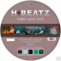 Picture Vinyl H-Beatz Time Will Tell 12'' Picture Limited Edition