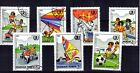 1258++HONGRIE SERIE TIMBRES SPORTS DIVERS 1985