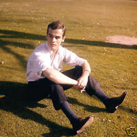 DEAN STOCKWELL RARE 60'S 12X12 PHOTO FROM TRANSPARENCY