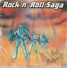 45 TOURS--ROCK REVENGERS--MEDLEY ROCK N ROLL SAGA