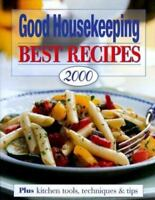 BOOK Good Housekeeping Cookbook Cooking BEST RECIPES
