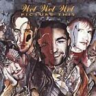 Wet Wet Wet - Picture This (CD 1995)- Free P&P