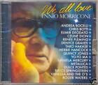Ennio MORRICONE - We All Love Morricone - CD - MUS