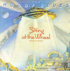 THE MOODY BLUES-SITTING AT THE WHEEL SINGLE VINILO 1985