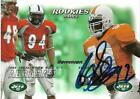 Shaun Ellis Signed 2000 Fleer RC Card - NY Jets - COA