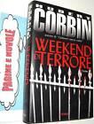 corbin WEEKEND DI TERRORE cartonato PIEMME 1 ED '02