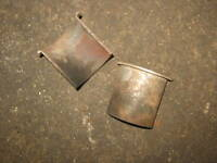 84 KAWASAKI KLT200 KLT 200 EXHAUST CLAMP SEALS #