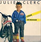 45 TOURS--JULIEN CLERC--COEUR DE ROCKER--1983