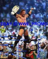 WWF WWE PHOTO FILE GLOSSY #542 HHH PROMO 8x10 Triple H