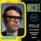 MICHEL-SEGURO... QUE TE OLVIDARE EP VINILO 1967 SPAIN