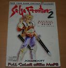 SAGA FRONTIER 2- BRADYGAMES- RPG - GUIA OFFICIAL GUIDE