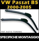 2 Spazzole Tergicristalli Tergi VW Passat B5 2000-2005