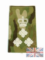 New Ivory on Official Multicam MTP Brigadier RANK SLIDE