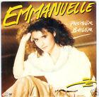 45T--EMMANUELLE-PREMIER BAISER / C'EST BON TOUT CA-1986