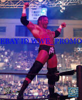 WWF WWE PHOTO FILE GLOSSY #443 HHH PROMO 8x10 Triple H