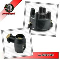 Metro Distributor Cap & rotor arm Genuine Lucas