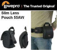Lowepro Pouch 55 AW Slim Camera Lens case Sliplock S&F Mfr # LP36257