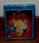 CAMPANILLA Y EL TESORO PERDIDO - PACK BLU-RAY+DVD - DISNEY - NUEVO