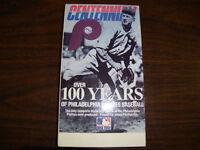 "VHS Tape, ""Centennial"""" Phialdelphia Phillies Baseball---1987---60 Minutes"