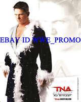 TNA OFFICIAL LICENSED PROMO P-1 PHOTO 8x10 AJ STYLES