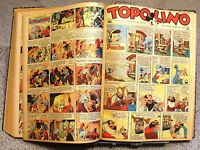 DISNEY _ TOPOLINO _ GIORNALE DICEMBRE '45 - LUGLIO '47