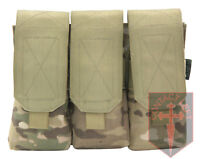 Official Multicam Tactical 5.56 Rifle Triple Mag Pouch