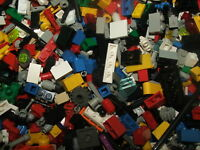 Job Lot 100 LEGO Random Assorted SMALL Pieces Bricks Plates Tiles