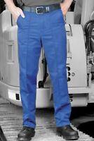 ROYAL BLUE WORK TROUSERS - E400