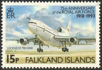 LOCKHEED TRISTAR / RAF Airplane Aircraft Mint Stamp