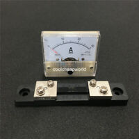 0-75V DC 85C1 Analog Volt Voltage Panel Meter Voltmeter