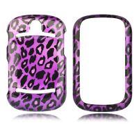 Purple Leopard HARD Protector Case Phone Cover AT&T Pantech Pursuit II 2 P6010