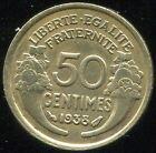 50 CENTIMES MORLON 1938