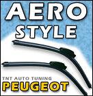 2 Spazzole Tergicristalli Tergi Peugeot 206 650/400mm