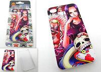iPhone 4G/S Hard Case Hülle Schutzhülle One Piece Anime Manga Kunststoff Neu